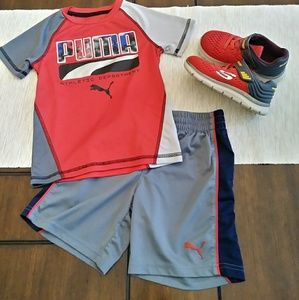 Puma outfit 4t